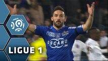 But fou de Julian PALMIERI (56ème) / SC Bastia - Paris Saint-Germain (4-2) - (SCB - PSG) / 2014-15