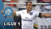 But LUCAS (10ème) / SC Bastia - Paris Saint-Germain (4-2) - (SCB - PSG) / 2014-15