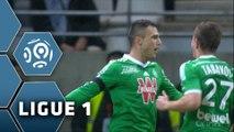But Yohan MOLLO (44ème) / Stade de Reims - AS Saint-Etienne (1-2) - (SdR - ASSE) / 2014-15