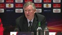 Manchester United v Ajax - Sir Alex Ferguson on a 'bad year' for English sides