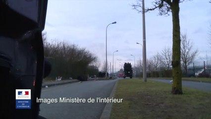 Retour sur l'intervention du GIGN à Dammartin et du RAID à Paris