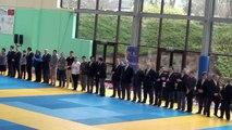 Judo Championnats des Yvelines Cadets et seniors 2015