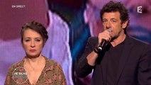 "Catherine Ringer et Patrick Bruel - ""Les Loups"" - #JeSuisCharlie"