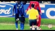 Funny Football Moments    Ronaldo  Messi  Balotelli  Suarez  David Luiz  Mourinho  Marcelo Pepe