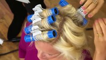 Calista Tools Set of 12 Ion Hot Rollers with Clips & Travel Bag with Rachel Boesing