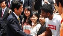 日本はアジアから孤立していなかった!安倍総理東南アジア歴訪。中国を牽制というよりもスルー。