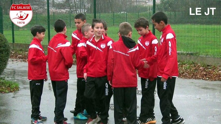 Projet Je suis ECOSPORTIF_ FC SALAISE