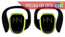 Hearnotes CES 2015    Auricolari senza fili per Audiofili