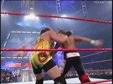 Shawn Michaels vs Rob van Dam, World Heavyweight Championship Match: WWF RAW, 25.11.2002