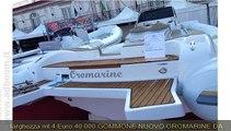 NAPOLI,   GOMMONE ALTRO  850 OPEN ANNO 2015 LUNGHEZZA MT 9