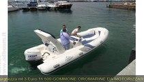 NAPOLI,   GOMMONE ALTRO  600 ANNO 2015 LUNGHEZZA MT 6