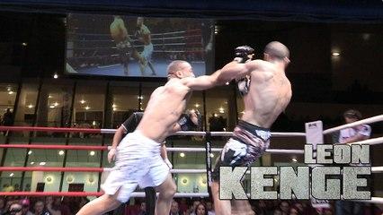 100%FIGHT 24 - TRAILER SEBASTIEN GRANDIN vs LEON KENGE