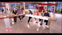newsontime.gr - Φαίη Σκορδά τα σχόλια στο «Πρωινό». Για το SEXY Ατύχημα της
