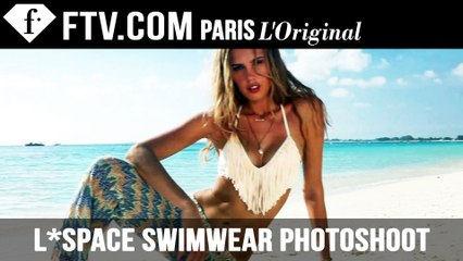 L*Space Swimwear - Summer 2014 Collection Photo Shoot By Nicolaas de Bruin | FashionTV
