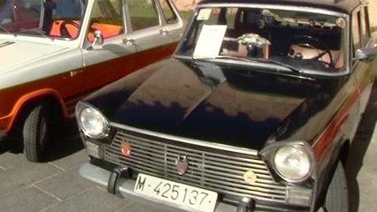 Joyas sobre ruedas en la primera reunión de vehículos clásicos del año