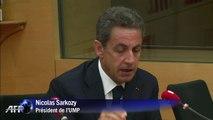 "Terrorisme: l'immigration""complique les choses"" selon Sarkozy"