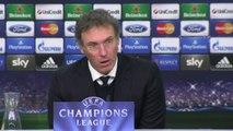 FOOT - C1 - PSG - Blanc : «Paris a de l'ambition en Ligue des champions»