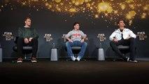 #BallondOr2014 - Leo Messi en la rueda de prensa de la Gala del Balón de Oro 2014