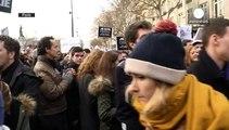 Einig im Kampf gegen den Terrorismus - Millionen auf den Straßen Frankreichs