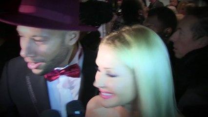 Xavier et Tatiana au Lauriers TV Awards