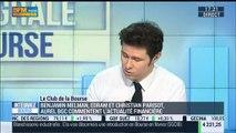 Le Club de la Bourse: Benjamin Melman, Christian Parisot et Vincent Ganne - 12/01