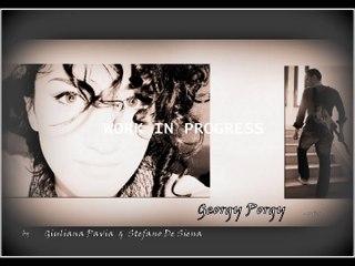 """Georgy Porgy""  cover  by Giuliana Pavia and Stefano De Siena"