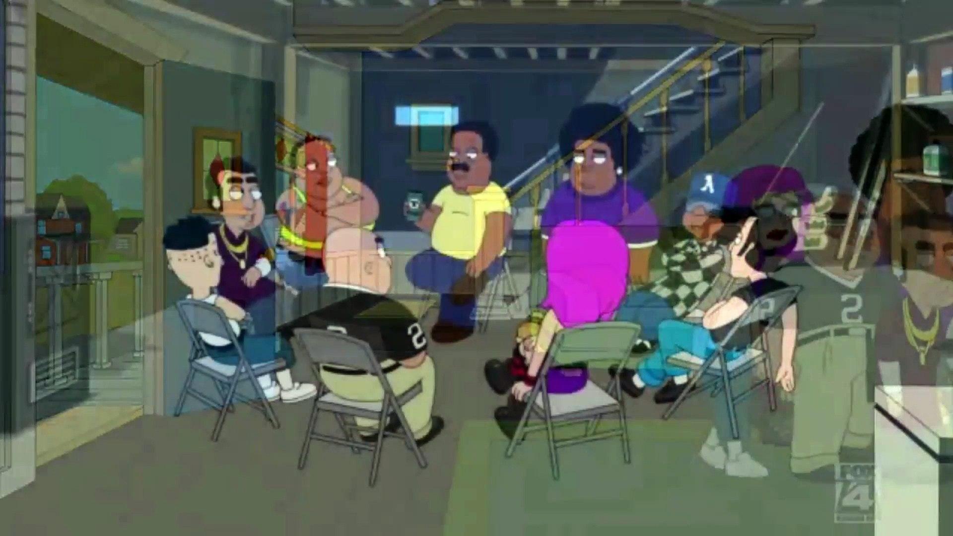 The Cleveland Show S01E12 Clip#2.