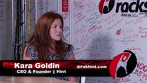 Hint Water #1 beverage at Google and Facebook | Robert Scoble Interviews Kara Goldin
