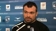RUGBY - TOP 14 - MHR : Montpellier dans le bon tempo ?