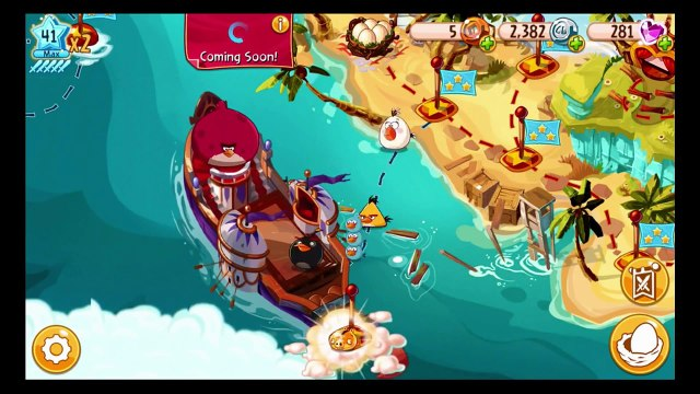 Angry Birds Epic - New Character Terence Bird Arena Angry Birds Vs Angry Birds
