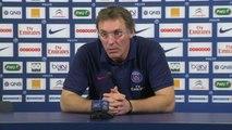 PSG - Blanc : «Essayons de faire abstraction du match de Ligue des Champions...»