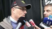 CYCLISME - TOUR - 5e étape - Riis : Contador «n'est pas triste»
