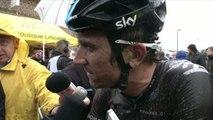 CYCLISME - TOUR - 5e étape - Thomas : «Vraiment dommage pour Froome»