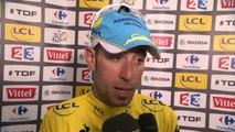 CYCLISME - TOUR - 6e étape - Nibali: «Il fallait être vigilant»