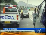 Anuncian cambios en conciliación en accidentes de tránsito