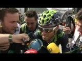 CYCLISME - TOUR - 14e étape - Valverde : «Pinot a cassé mon dérailleur»
