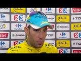CYCLISME - TOUR - Nibali : «L'objectif était de ne pas prendre de risques»