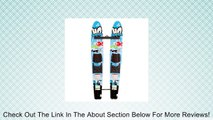 HO Sports Hot Shot Trainers Junior Combo Water Skis With Standard Bindings 2014 Review
