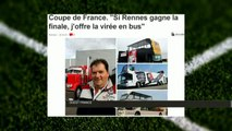 FOOT - COUPE : La vague «Breizh» déferle sur les réseaux sociaux