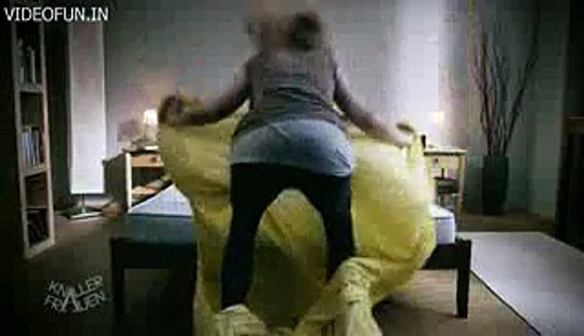 This Girl Lives Hell To Make Her Bed Funny-by Entertainment & Fun Videos