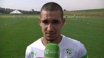 FOOT - CM - ALG - Ben Taleb : «Tout est possible»