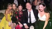 Selena Gomez, Taylor Swift, Salma Hayek and More | Golden Globes Awards 2015 Inside Party Pics