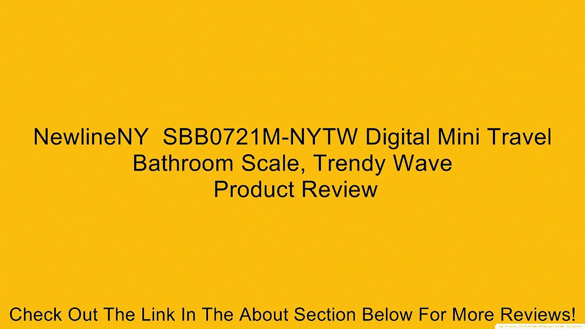 Nytw Digital Mini Travel Bathroom Scale