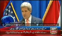 US Secretary of State Kerry to Visit Pakistan - 13th January 2015 News Updates