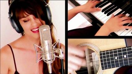 Fragile : chant, guitare, piano, violon et accordina (Stephanie Valentin)