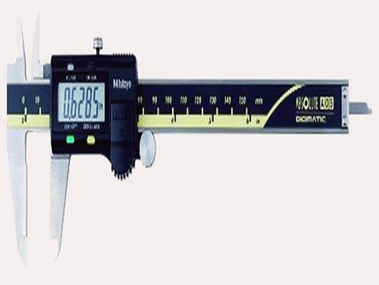 """Hardened Stainless Stell 0-150mm 6/"""" Caliper Vernier Gauge Micrometer TP"""