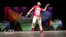 Fik-Shun - danseur Hip-Hop talentueux -  World of Dance Las Vegas 2014