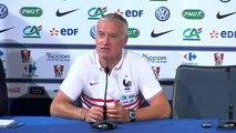 FOOT - BLEUS - Deschamps : «Bien que Griezmann bosse avec Simeone»