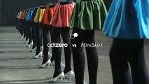 "Adidas - chaussures de sport, ""Adidas Adizero vs Mini Skirt"" - août 2011"