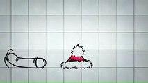 """Aides - lutte contre le sida - janvier 2011 - """"Zizi graffiti, voeux 2011"""""""